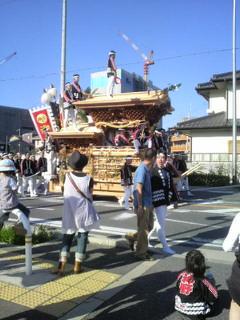 だんじり祭